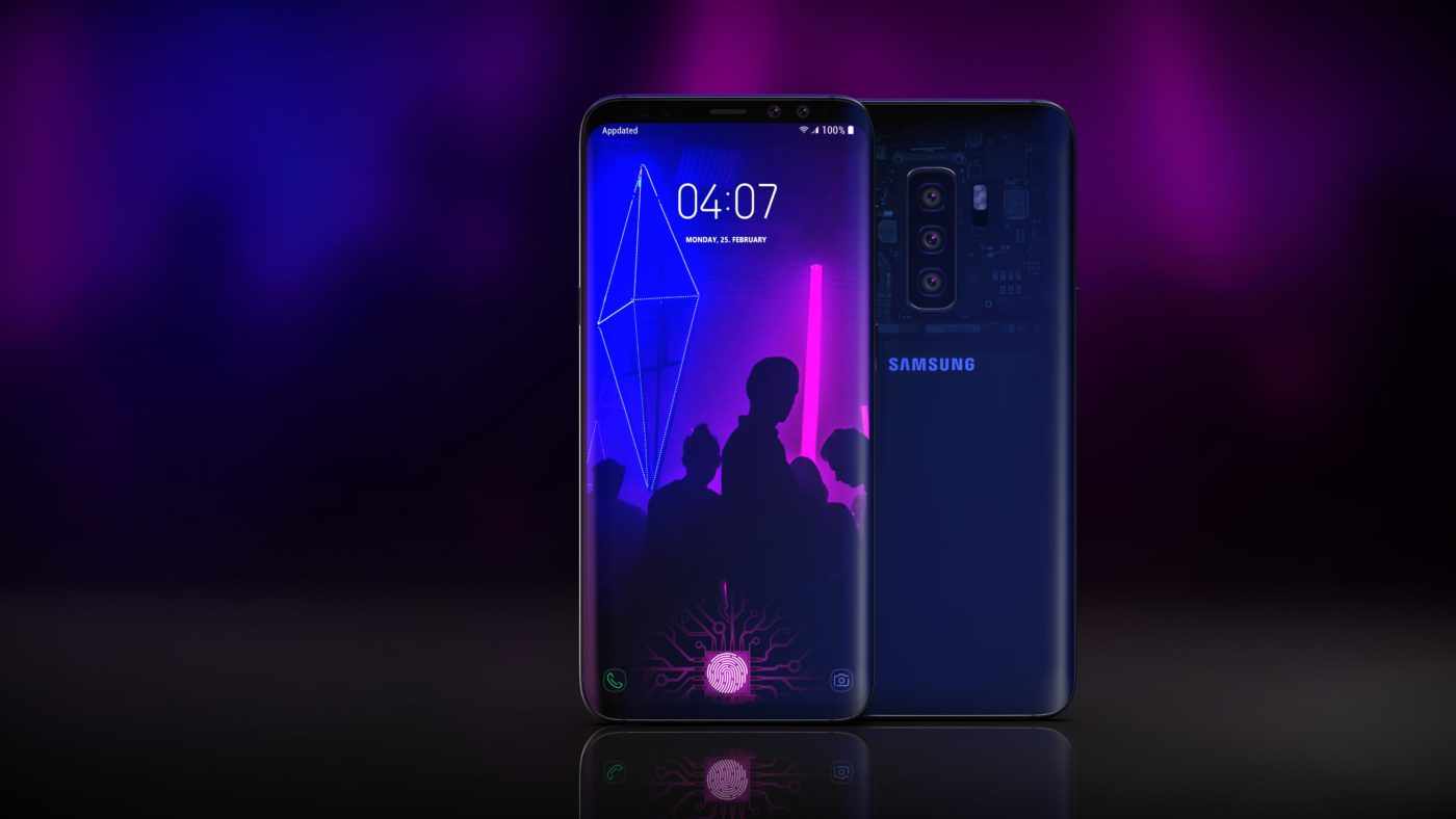 Samsung's Galaxy S10 Packs A Triple Rear Camera Setup, Reports Suggest 2