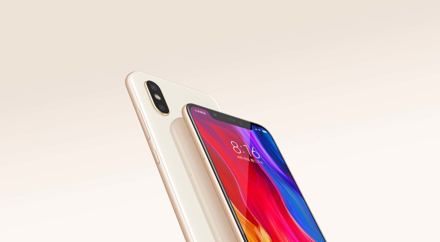 Xiaomi Announced Three New Phones, The Mi8, Mi8 Explorer Edition & Mi8 SE 8