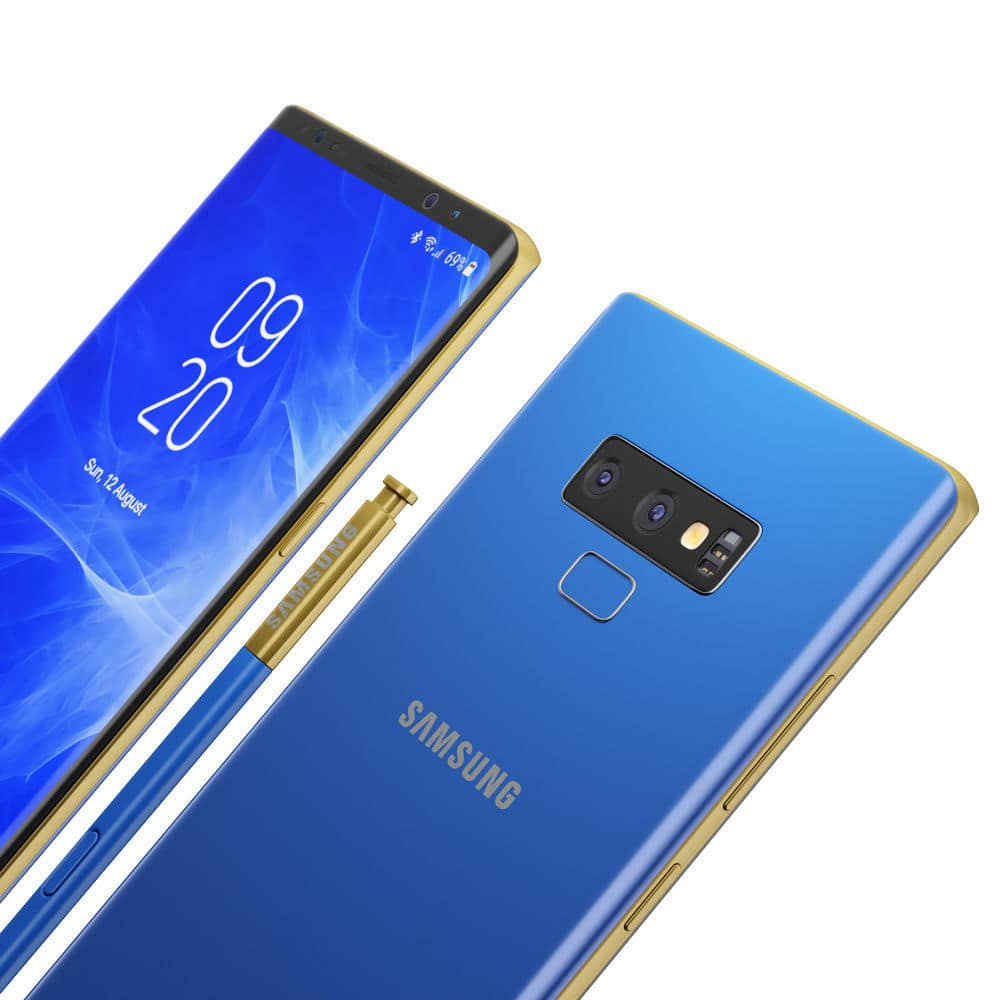 Here's Everything We've Learnt About The Samsung Galaxy Note 9 2