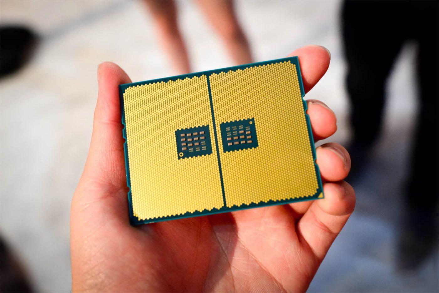 AMD's Threadripper CPU