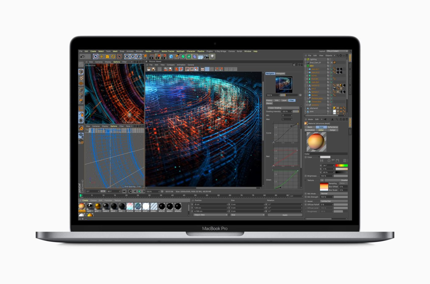New Core i7 and i9 Processors Are Coming To The Macbook Pro Lineup, Starting at $1799 1