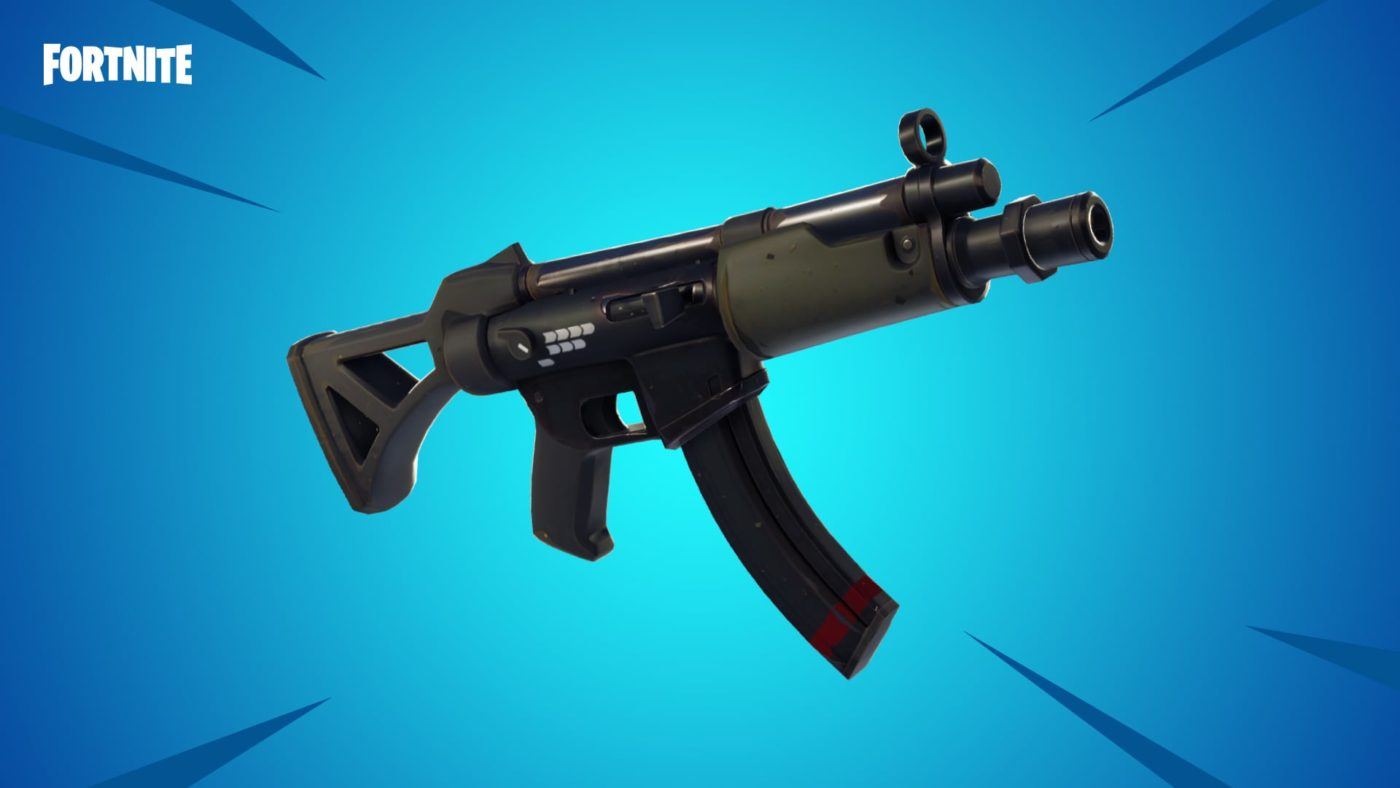 Yet Another SMG, The P90, Is Making Its Way To Fortnite, Leaks Suggest 1