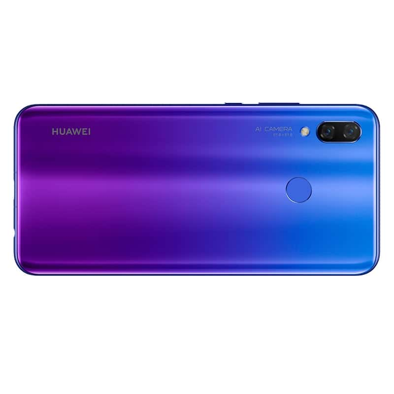Huawei's Nova 3 Appears On Their Official Website 1
