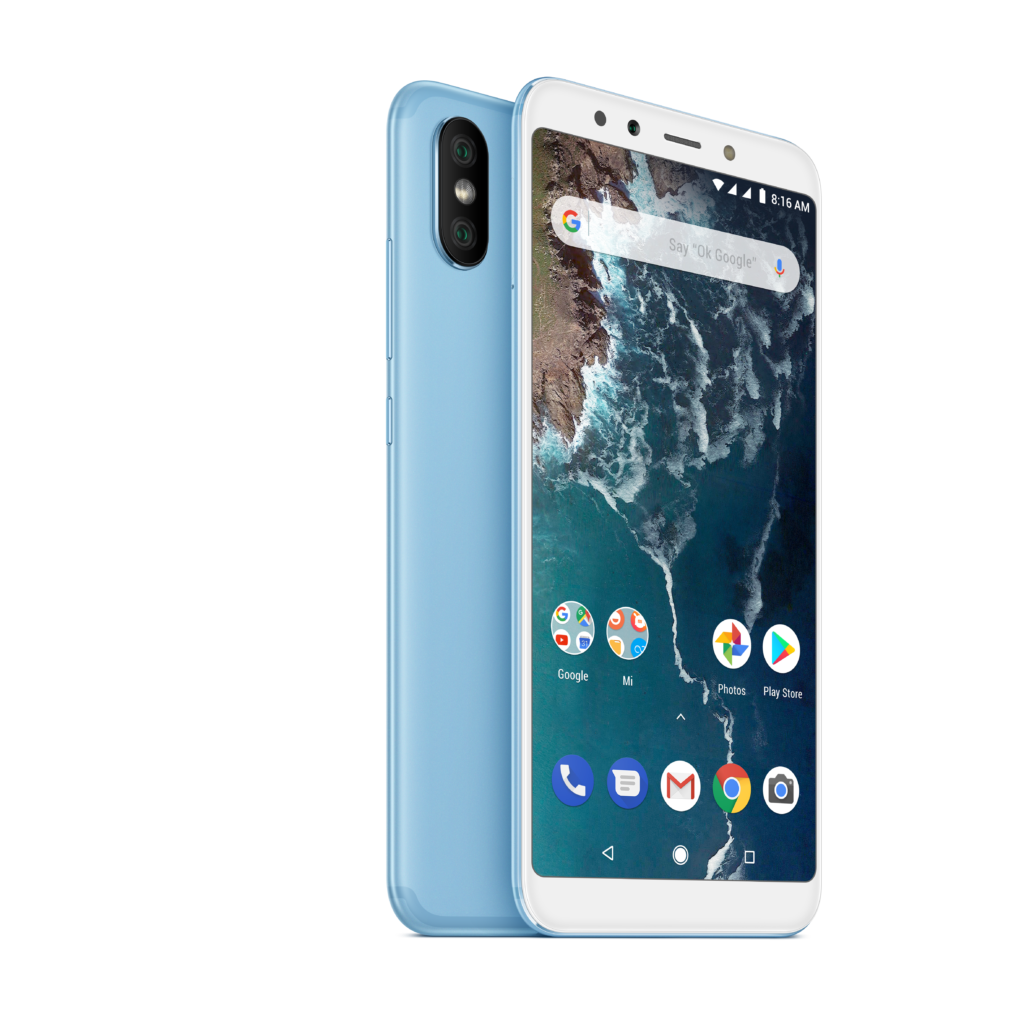 Xiaomi Makes Qualcomm's Quick Charge 4 Exclusive For Indian Mi A2 Devices 1