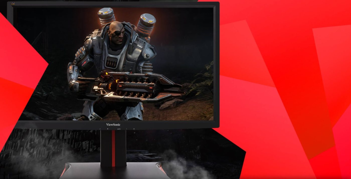 The State Of 8k & High Refresh Rate Monitors In 2018 With ViewSonic 1