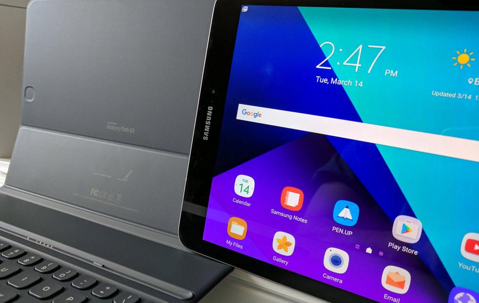 Samsung Galaxy Tab S4 Hands On Video Leaked 1