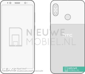 Sneak Peek To What Might Be The New HTC U12 Life 4