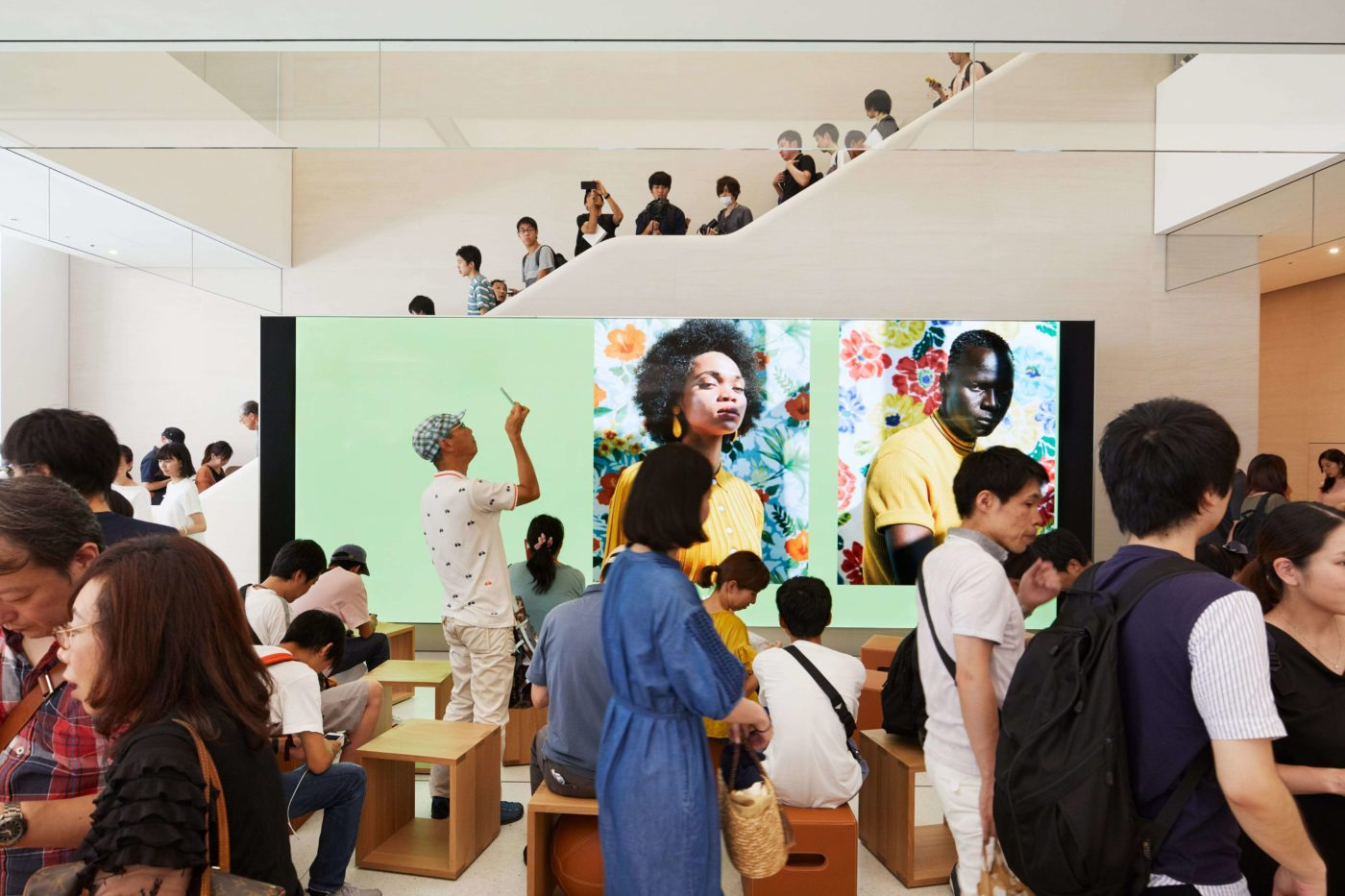 Apple Opens Its First Store In Kyoto Japan 1