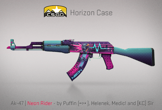 Valve Introduces New Skins And Four New Knives To CS:GO With The Horizon Case 11