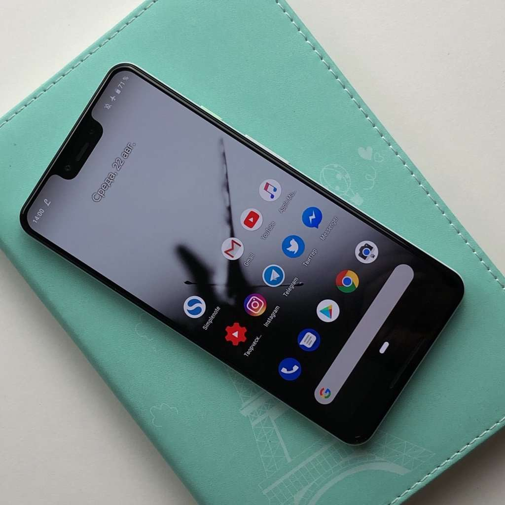 Google Pixel 3 XL Makes An Appearance With AIDA 64 3