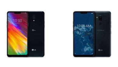 LG G7 One & G7 Fit - Next Gen Smartphones With Last Gen SoCs 22
