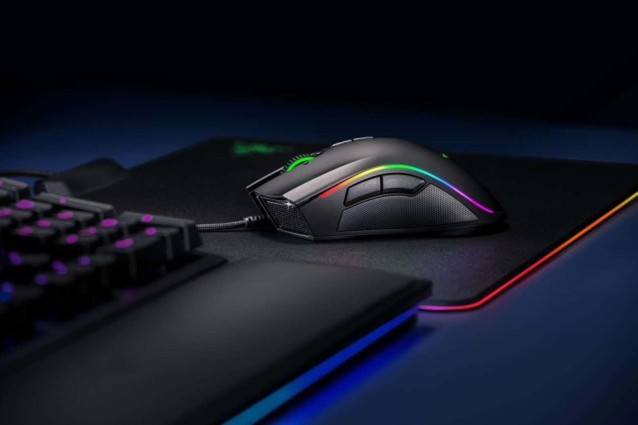 Razer Offically Announces The Mamba Elite - Packs A New 1600DPI 5G Sensor And Even More RGB 4
