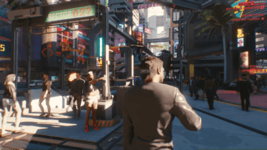 CD Projekt Red Are On The Move - Cyberpunk 2077 Gameplay Walkthrough Revealed 14