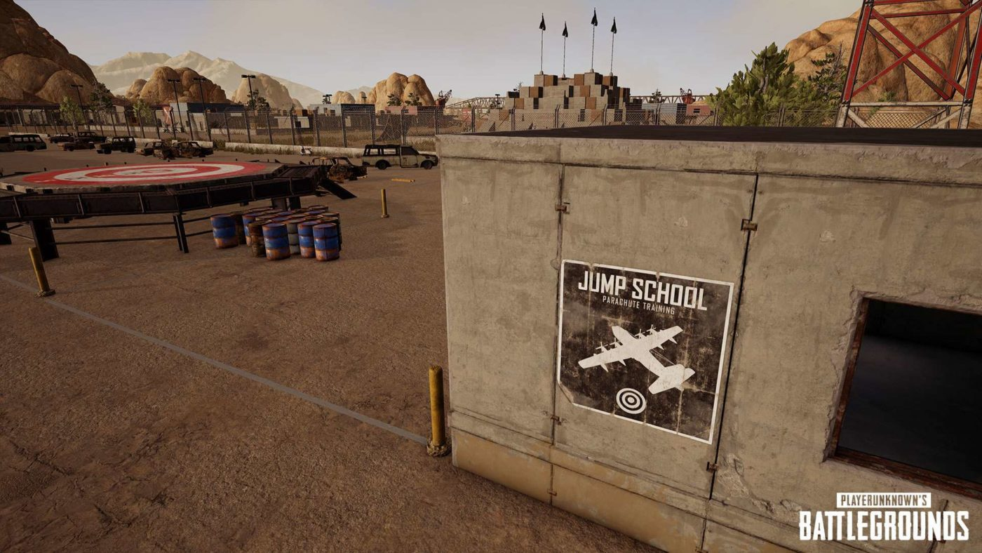 PUBG Gets A Training Mode - A Ton Of Shooting Ranges, Jump Ramps And More 3