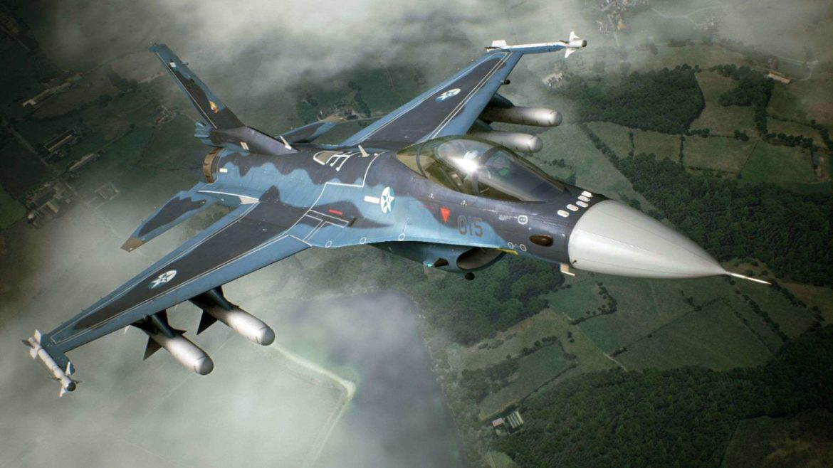Ace Combat 7 PC Improvements Detailed - 8K With 200% Scale
