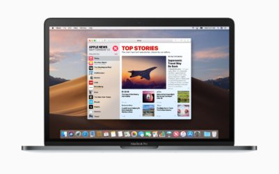 MacOS Mojave Update Releases Today - Introduces Dark Mode, Dynamic Desktop, Stacks & More