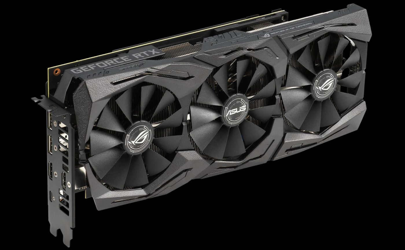 Asus's GeForce RTX 2070 GPUs Revealed - Details Asus Strix, Dual