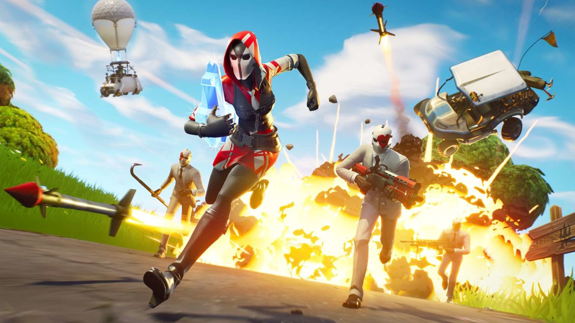 Fortnite Update v5.40 Rolls Out - Introduces High Stakes LTM & Improves Switch Performance 3