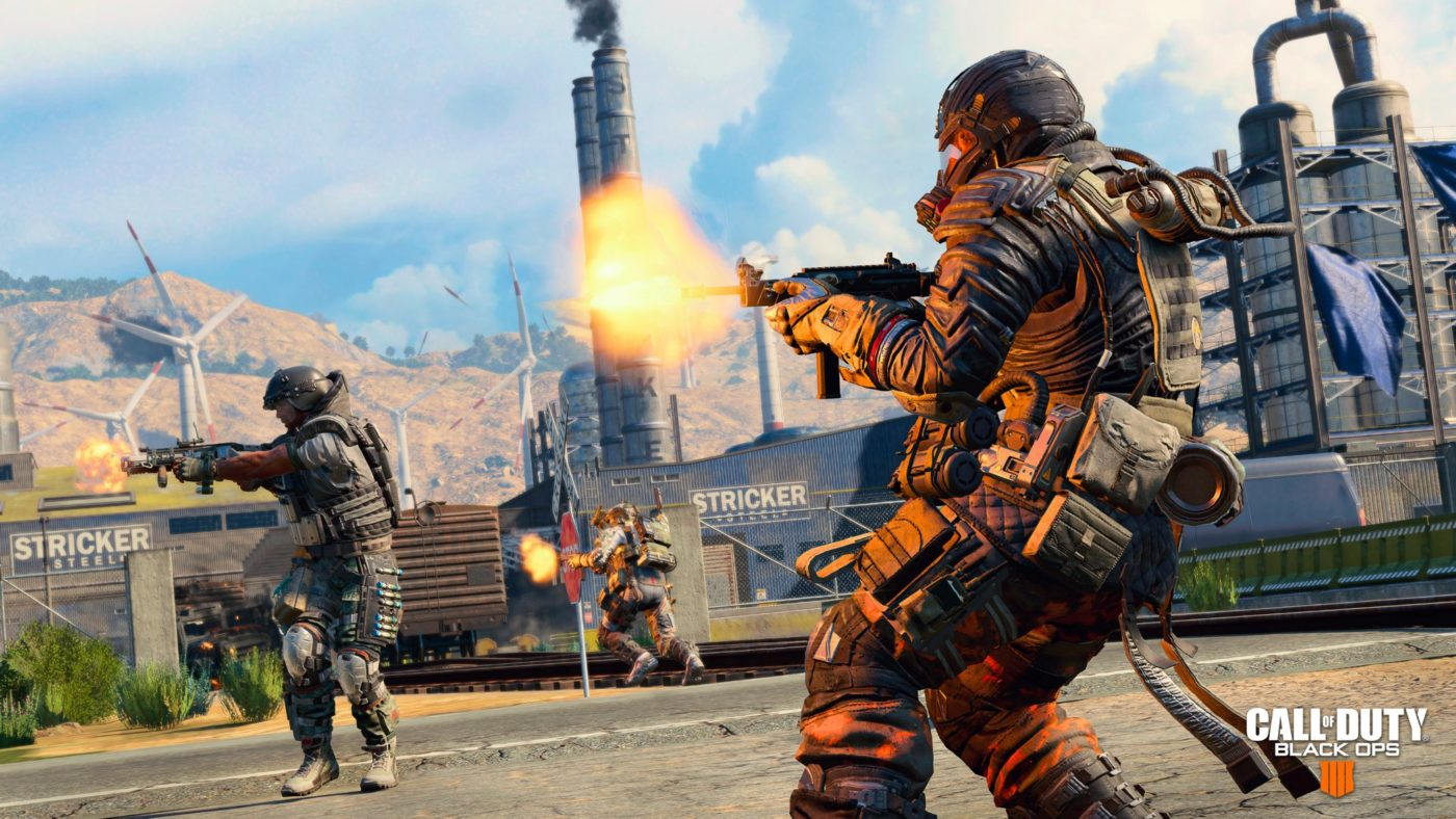 Call of Duty: Black Ops 4 Gets A Launch Trailer - Details The Zombie Modes & Revises Blackout Mode 1
