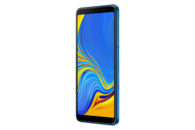 Samsung Announces The Galaxy A7 - Features A Triple Camera Setup, 6GB RAM, 128GB ROM & More