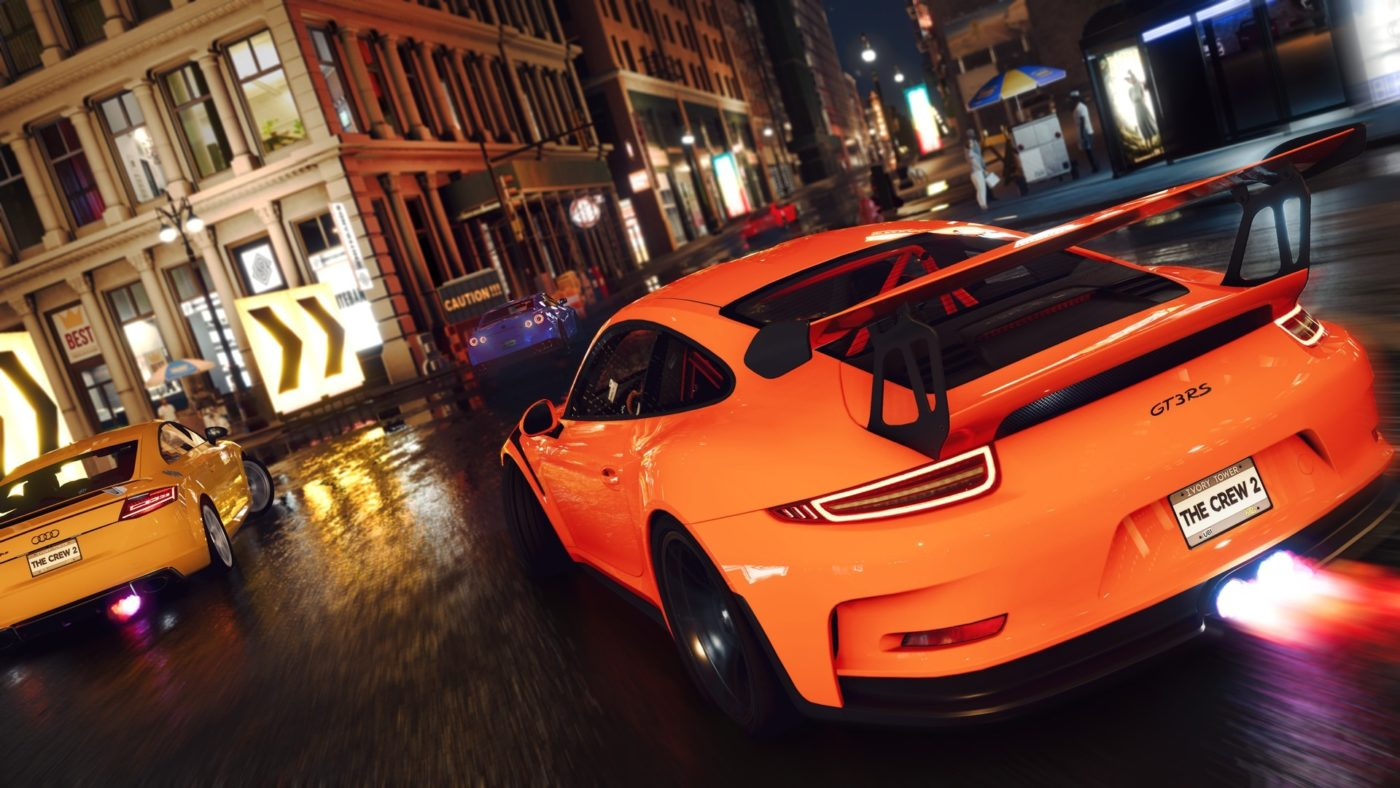 The Crew 2 Gets The Gator Rush Update - Introduces Hovercraft & Photo & PC Benchmark Tool 1