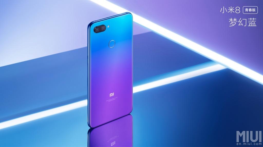 Xiaomi Announces The Mi 8 Pro & Mi 8 Lite - Features In-Display Fingerprint Sensor & Flagship Cameras 3