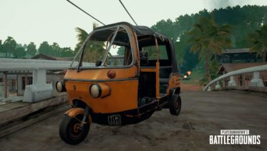 Bluehole Releases Yet Another Vehicle For PUBG - Adds The Tukshai 12