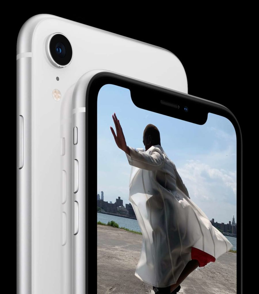 Apple Unveils The iPhone XR - Single Camera With AI Capabilities 4