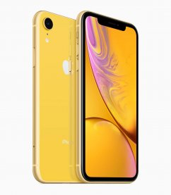 Apple Unveils The iPhone XR - Single Camera With AI Capabilities 9