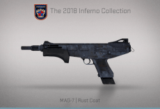 CS:GO Introduces New Skin Cases - Introduces The Nuke And Inferno Case 6
