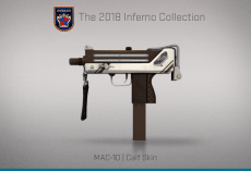 CS:GO Introduces New Skin Cases - Introduces The Nuke And Inferno Case 8