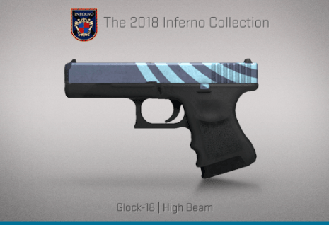 CS:GO Introduces New Skin Cases - Introduces The Nuke And Inferno Case 10