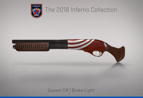 CS:GO Introduces New Skin Cases - Introduces The Nuke And Inferno Case 14