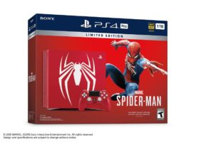 Sony Announces Spider-Man Themed PS4 Pro - Releases A Dynamic Theme For Fans 5