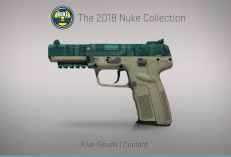 CS:GO Introduces New Skin Cases - Introduces The Nuke And Inferno Case 23