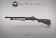 CS:GO Introduces New Skin Cases - Introduces The Nuke And Inferno Case 24