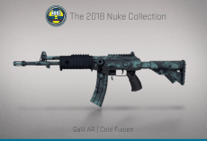 CS:GO Introduces New Skin Cases - Introduces The Nuke And Inferno Case 28