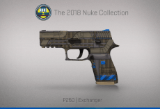 CS:GO Introduces New Skin Cases - Introduces The Nuke And Inferno Case 31