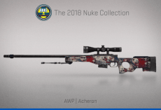 CS:GO Introduces New Skin Cases - Introduces The Nuke And Inferno Case 32
