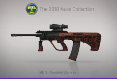 CS:GO Introduces New Skin Cases - Introduces The Nuke And Inferno Case 33