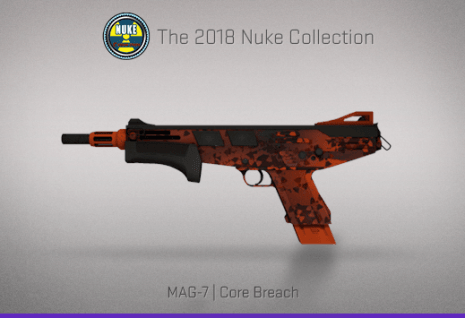 CS:GO Introduces New Skin Cases - Introduces The Nuke And Inferno Case 34