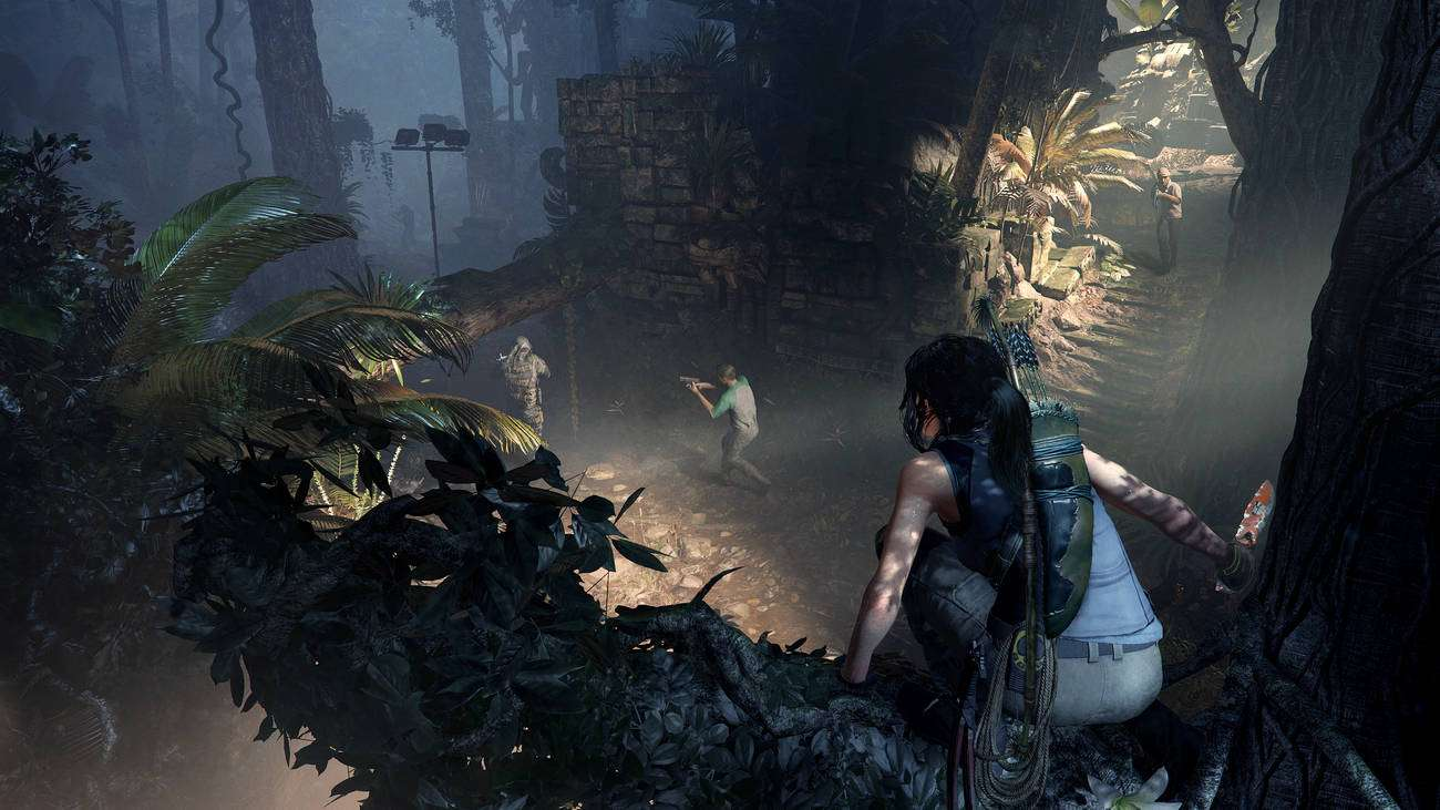 Shadow Of The Tomb Raider Runs At Native 4k - Trailer Highlights Xbox One X Enhancements 1