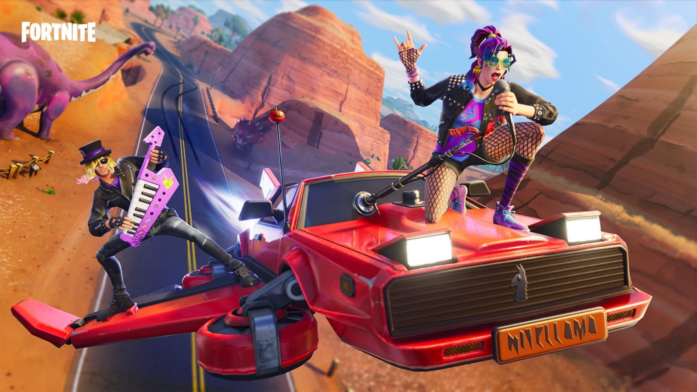 Epic Games Introduces In-Game Tournaments For Fortnite - The Competitive Scene Is Booming 1