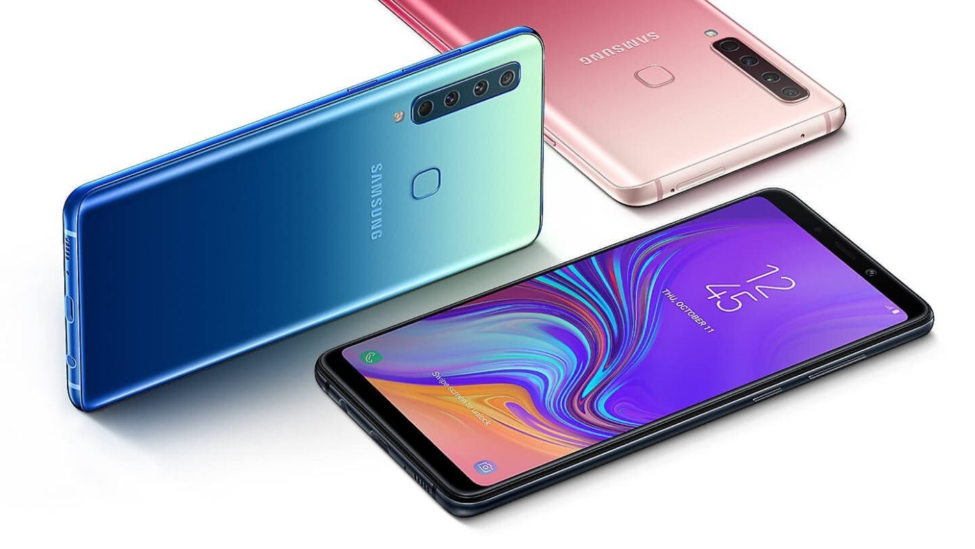 Samsung To Release The Galaxy A10 With An Under-Display Fingerprint Sensor - Continues Testing Before The S10 Drops 3
