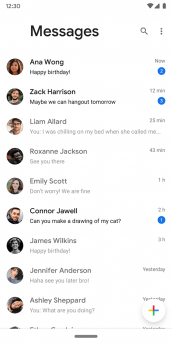 A UI Designer Gives Google A Lesson On Consistency With An Android Redesign 17