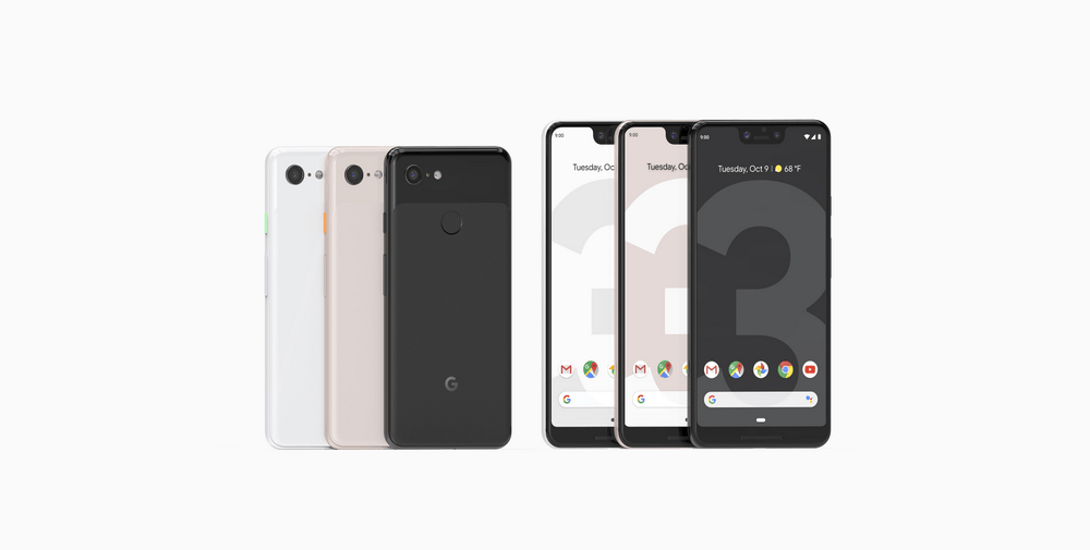 Google's Pixel 3 & Pixel 3 XL Are Official - It Was A Complete Flip 4