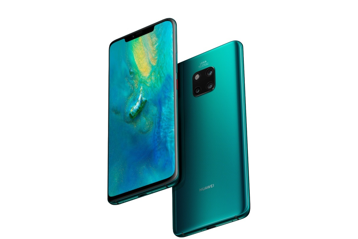 Huawei's Mate 20 Pro Face Unlock Is A Major Fail - Unable To Differentiate Between Two Faces 1