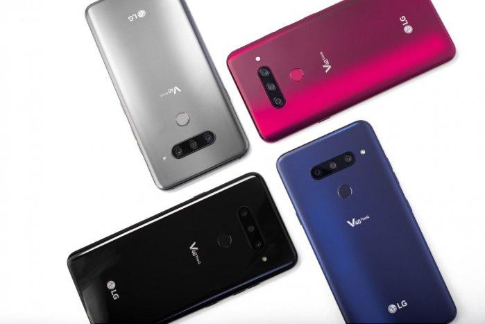 LG Unveils The LG V40 ThinQ - Its A Powerhouse 8