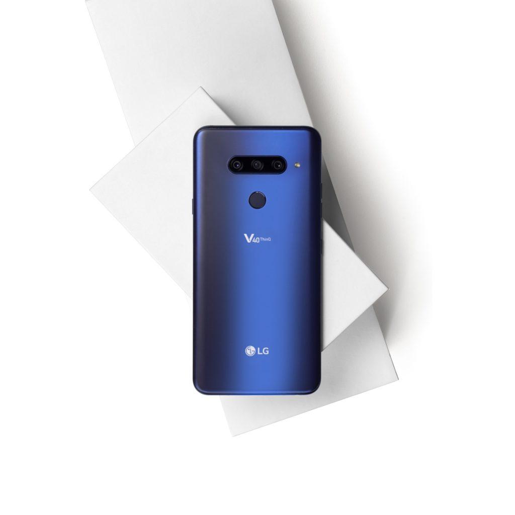 LG Unveils The LG V40 ThinQ - Its A Powerhouse 4