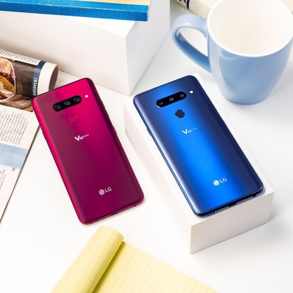 LG Unveils The LG V40 ThinQ - Its A Powerhouse 3